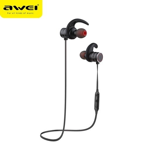 Awei AK9 Magnetic Switch Bluetooth Wireless Earphones