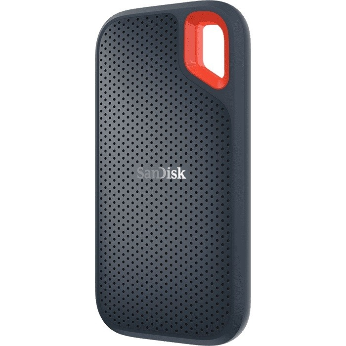 SanDisk Extreme® E60 250GB Portable SSD