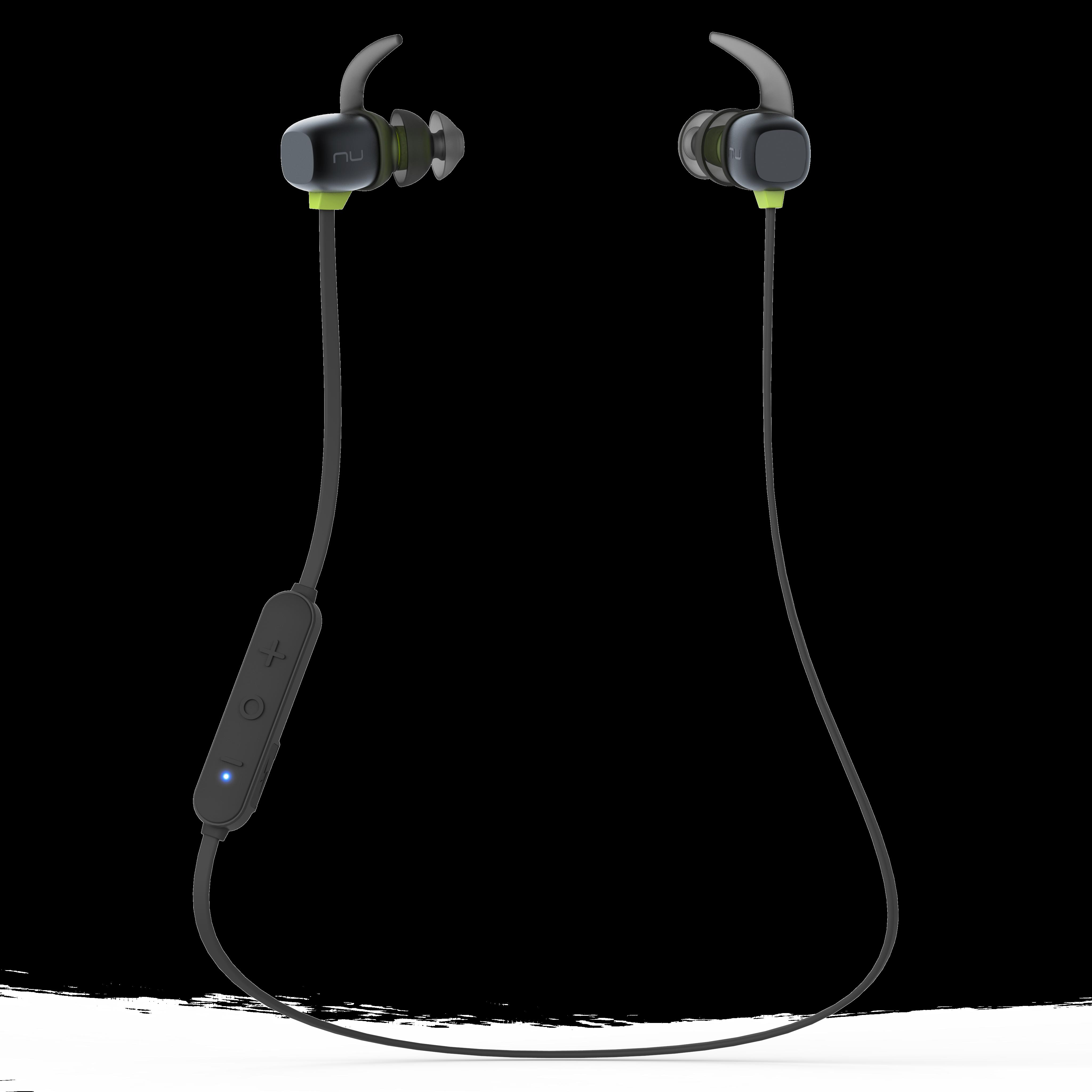 Optoma NuForce BE Sport4 Wireless Bluetooth Earphones