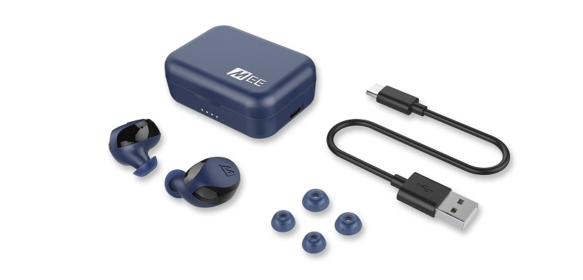 MEE Audio X10 Truly Wireless Bluetooth Sports Earphones TWS Earbuds True Wireless Earpiece