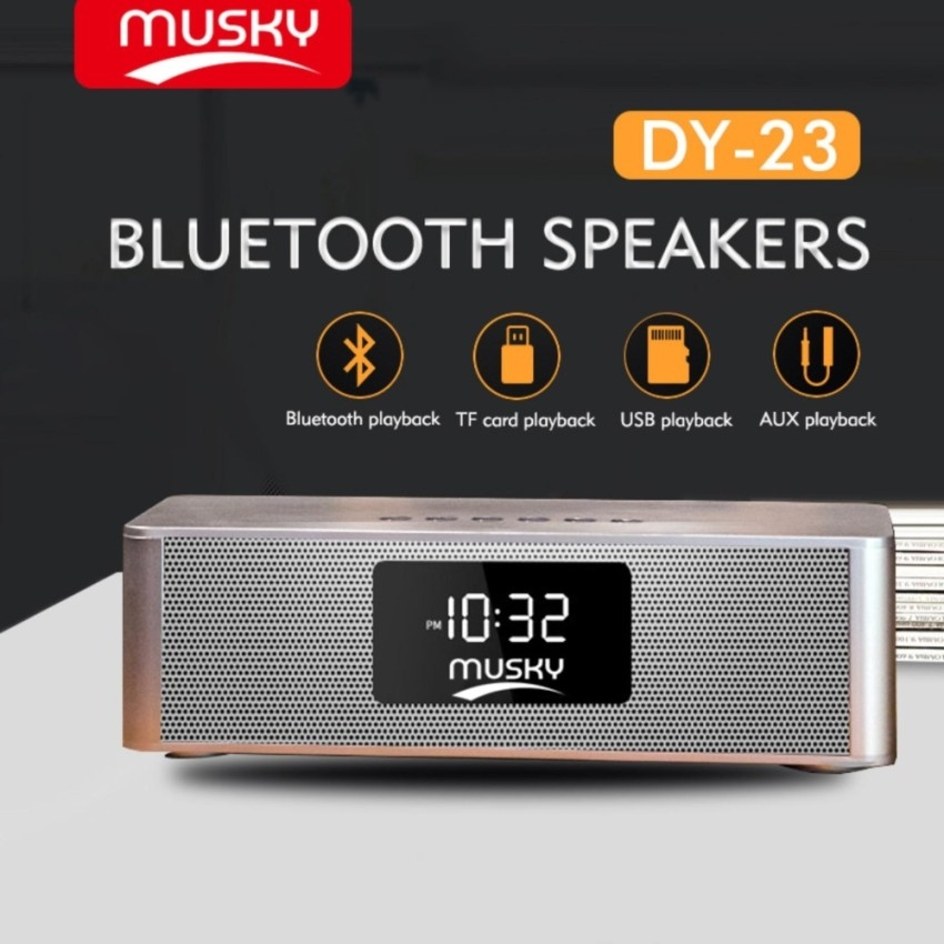 Musky DY23 Portable Bluetooth Speaker