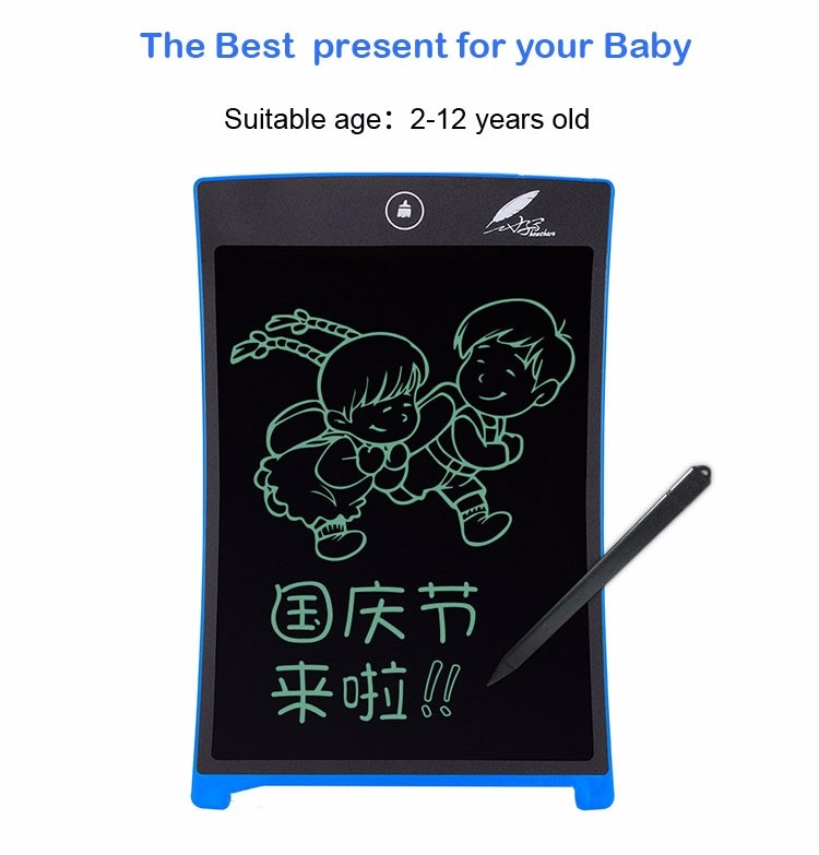 8.5 Inch Colour Font LCD Writing Tablet